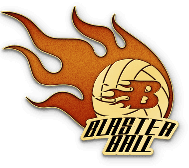 custom-volleyball-trading-pin-with-flames